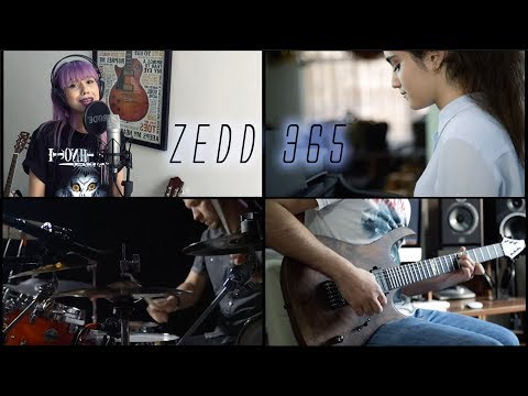 Zedd, Katy Perry - 365 Rock Cover