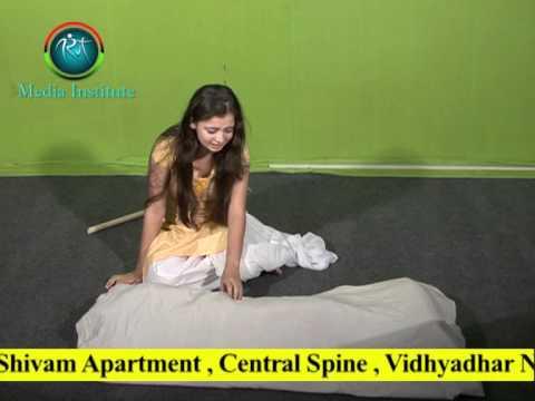 Acting School in jaipur (Student chahat)-Tarang Media Institute