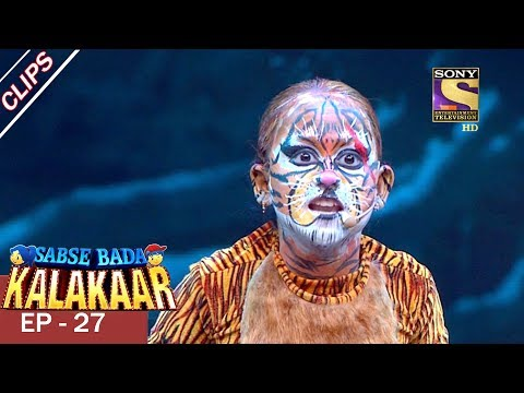 Sabse Bada Kalakar – सबसे बड़ा कलाकार – Episode 27 – 8th July, 2017