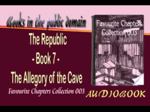 The allegory of the cave audio book