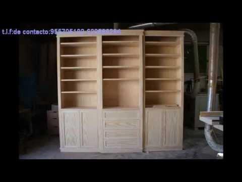 Carpinteria de madera en benacazon youtube for Carpinteria en madera