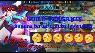 GAMEPLAY HERO KAGURA - MOBILE LEGENDS INDONESIA