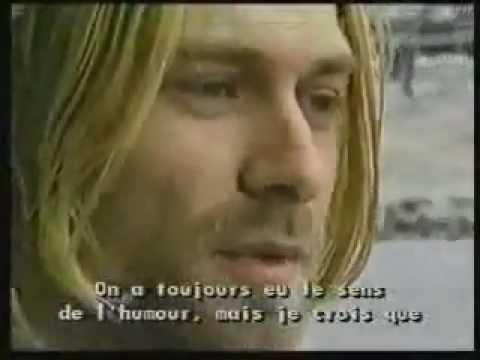 Kurt Cobain Riverfront Hotel Interview - Clip 1