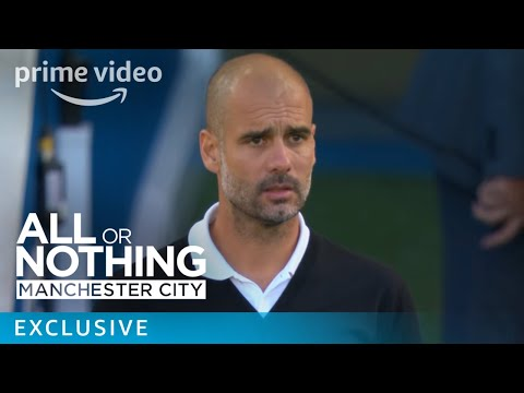All or Nothing: Manchester City Sneak Peek