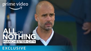 All or Nothing: Manchester City Sneak Peek | Prime Video UK