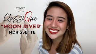 Morissette - Moon River (an Audrey Hepburn cover) Live at ClassiQue