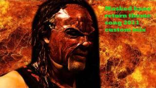 "2011 & 2012 : Masked Kane 1st WWE Theme Song - ""Big Red Machine"" (V2) + Download Link"