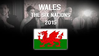 Wales 6 Nations 2015 - All Together now with Pirate Jenny Cabaret