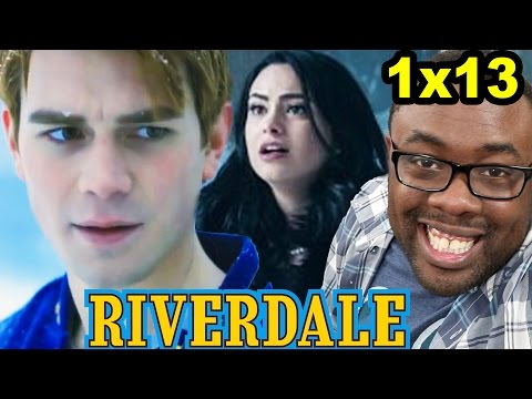 RIVERDALE Ep 13 RECAP (Season Finale) - MORE SECRETS & SHOTS?? #WhatTheHellRiverdale