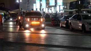 GMC Truck Gang in Dubai, U.A.E Full HD!!!