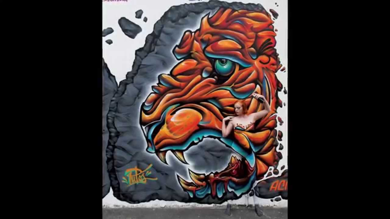 Amazing Camouflage Body Painting Lion Lioness By Juicy Body Art Melbourne Youtube