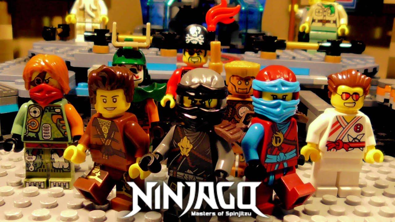 Lego ninjago war of the titans episode 9 team 2 youtube - Lego ninjago team ...