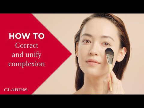 How to correct and unify complexion | Clarins