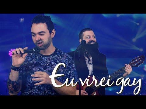 EU VIREI GAY | Paródia Jorge & Mateus - Sosseguei
