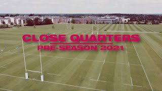 🎬 Close Quarters: Harlequins Pre-Season Training