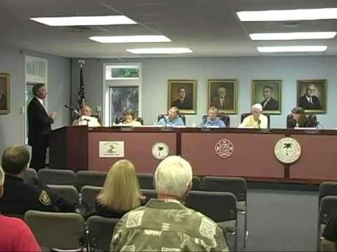 5/24/11, City Council, Isle of Palms, South Carolina