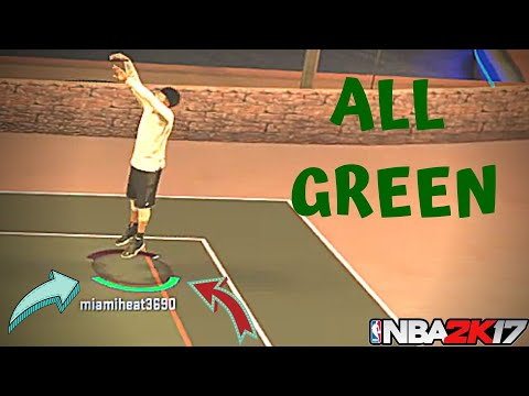 BEST SHOOTING GLASS CLEANER (Old Clip) | Nba 2k17