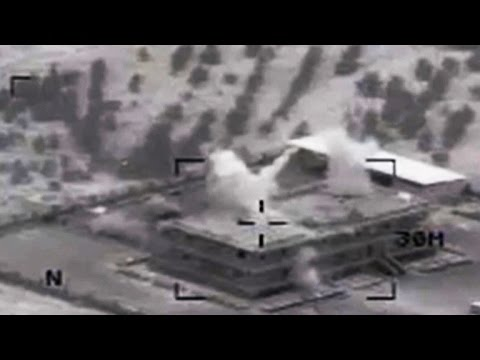 Airstrikes in Syria target oil and attack ISIS cash flow