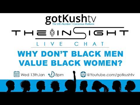 Download InSight LIVE Chat: Why Dont Black Men Value Black Women?