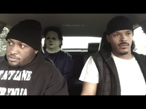 Michael Myers in the Hood