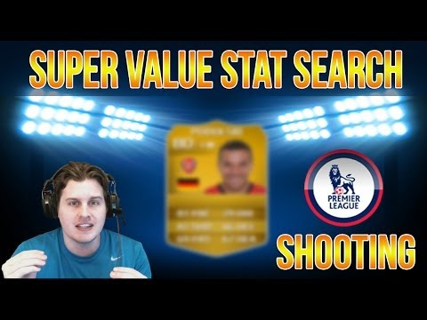 ULTRA CHEAP BPL SHOOTERS | SUPER VALUE STAT SEARCH | FIFA 14 ULTIMATE TEAM