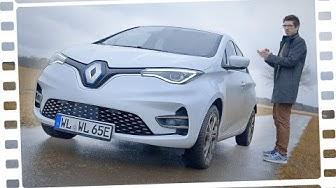 ENDLICH: Das erste Elektroauto für ALLE! - Renault Zoe (2020)