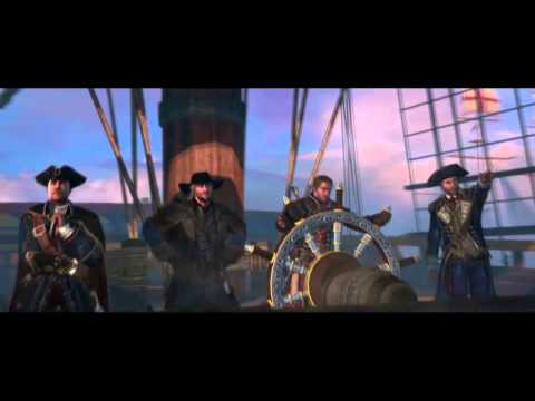 Assassins Creed Rogue Main Theme Extended (New version)
