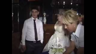 Русская невеста классно поет на армянском,,jan bales bales