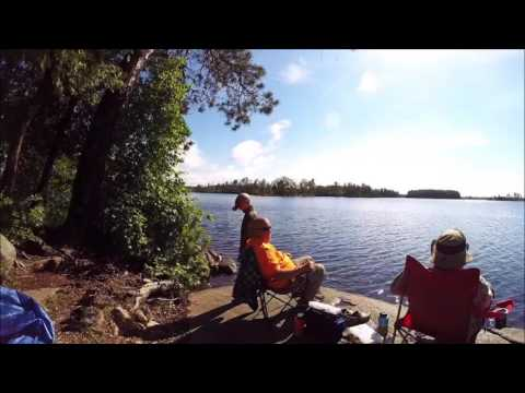 PLC 2017 Boundary Waters Canoe Area Wilderness Paddling - ©