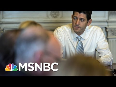 Paul Ryan Won't Say Who He Voted For   MSNBC