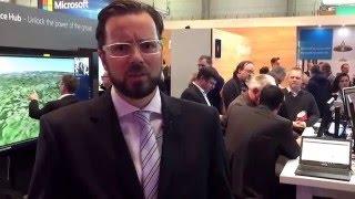 CeBIT 2016 Tag 3 in 100 Sekunden. Aktuelles von der größten IT-Messe der Welt.