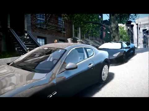 Grand Theft Auto IV - Maserati GranTurismo
