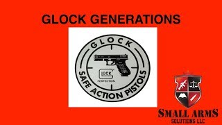 Glock Generations