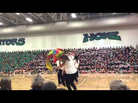 JUNIORS 2015 Field Day Dance TRHS ThunderRidge High School