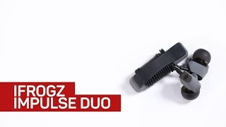 iFrogz's Impulse Duo doubles down on sound quality