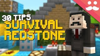how-to-do-survival-redstone-in-minecraft-1-14