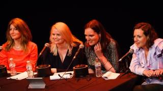 The Guilty Feminist episode 50. Fighting with Sharon Horgan and Rebekah Staton