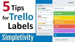 5 Trello Label Tips That Will Make You Look like a Pro!