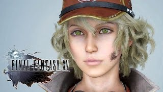 Final Fantasy XV - Tech Demo Vol #2 [1080p] TRUE-HD QUALITY Final Fantasy 15