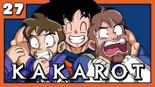 The Eight Debate | Dragon Ball Z Kakarot Part 27 - TFS Gaming