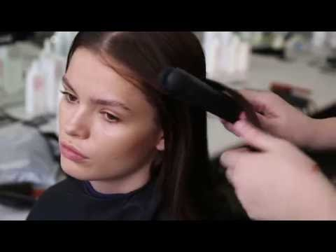 2016 Fashion Week Australia Hair - Albus Lumen - Behind the Scenes Hair with Lauren McCowan