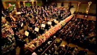 Zubin Mehta Vienna New Year concert 2007 PART 1