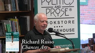 """Richard Russo, """"Chances Are"""""""