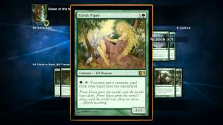 Magic 2014 Deck Builds - Chant Of The Mul Daya