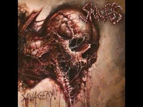 Skinless-Savagery (Lyric Video)