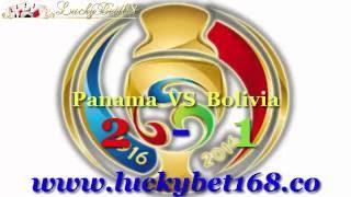 Prediksi Copa America 2016 Panama vs Bolivia 7 Juni 2016