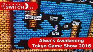 Alwa's Awakening (Switch) Angespielt @Tokyo Game Show 2018