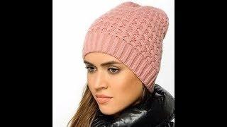 Вязаные Шапки Спицами - фото-модели - 2019 / Knitted Hats Knitting Photo