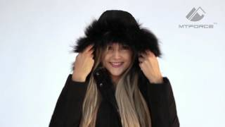 Итальянские женские куртки MTFORCE оптом. Коллекция 2016-2017 года Арт: 1686