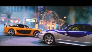 Tokyo Drift - Han's (Sung Kang's) 360 scene